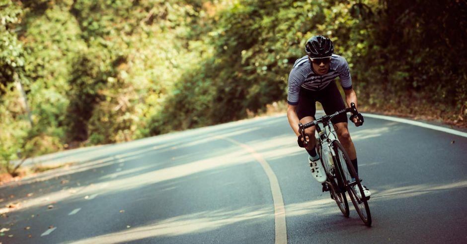 Ciclistas no podrán subir a Patios ni a El Verjón.