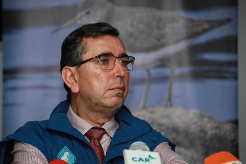 Tutela suspende destitución de Néstor Franco, exdirector de la CAR.