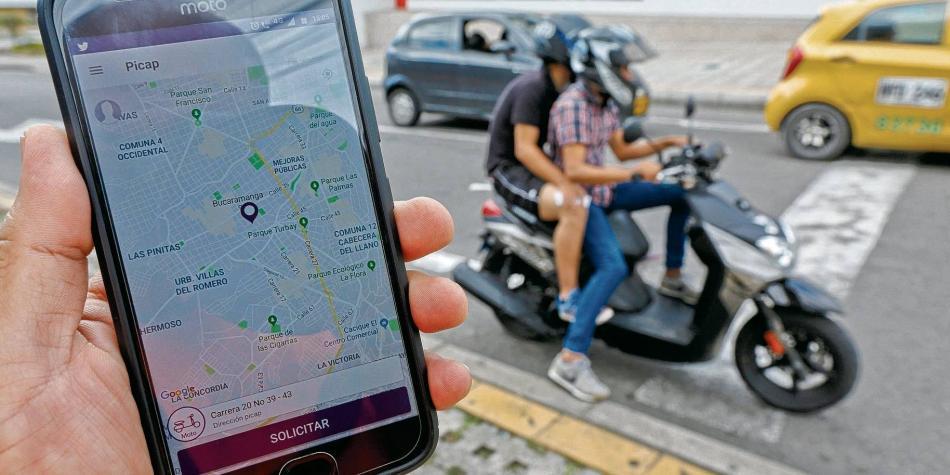 Empresa de mototaxismo pierde 30 tutelas contra la Supertransporte y se le niega amparo constitucional por ser una actividad no autorizada