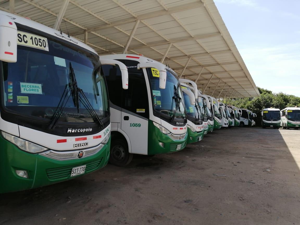 A 2,5 billones ascienden las pérdidas del transporte público especial en el país, a raíz del covid-19