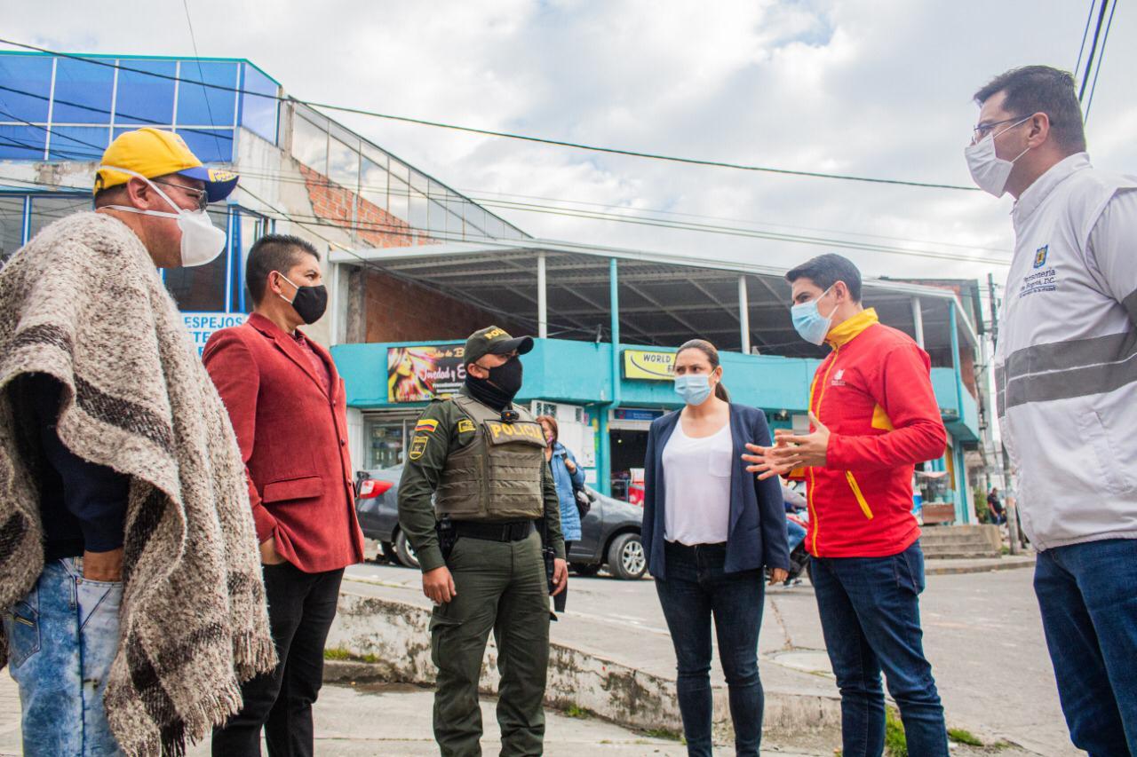 Alcadía Local de San Cristóbal instala Comité Civil de Convivencia.