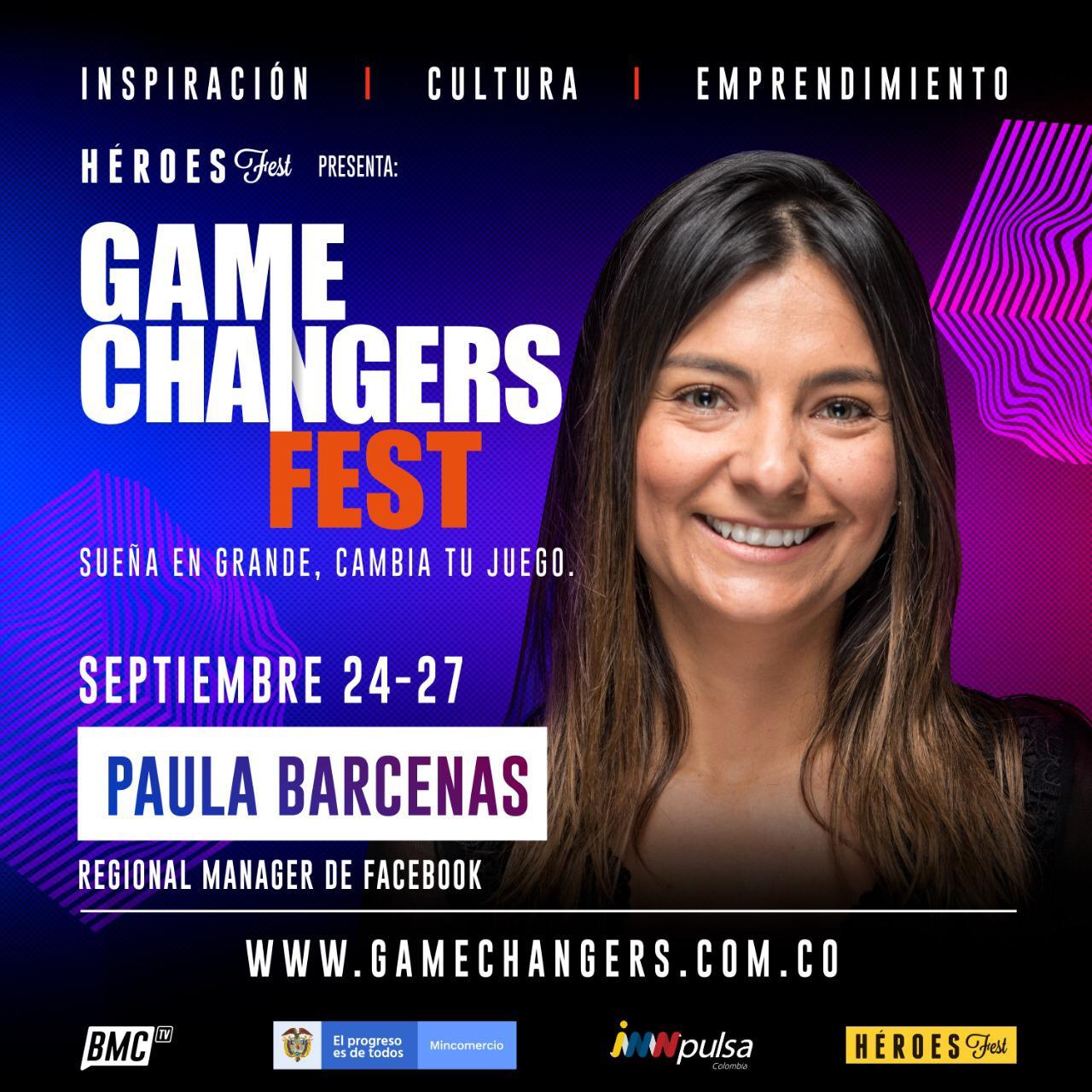 Llega a Colombia el evento de inspiración, cultura y emprendimiento más importante del continente.