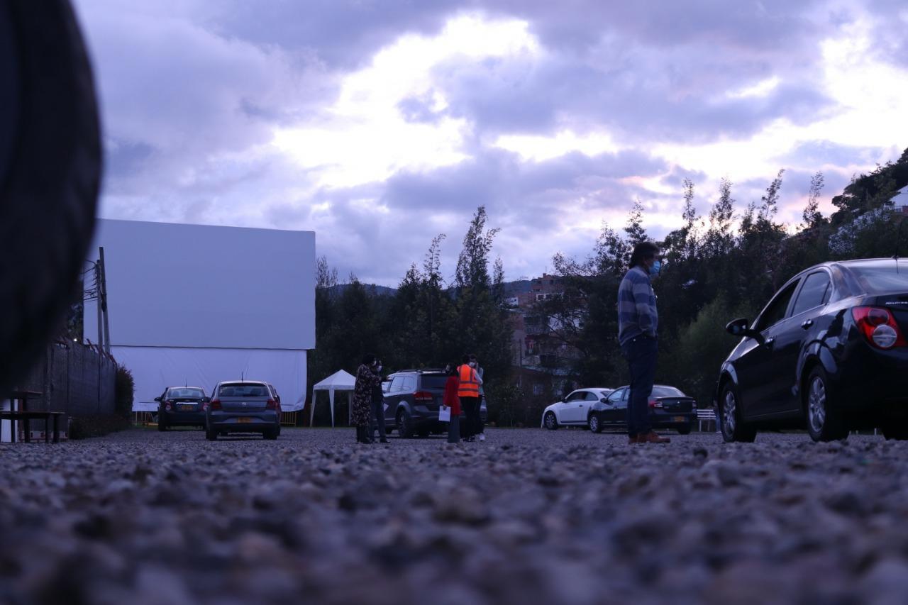 La industria del cine sigue llegando a las regiones de Colombia