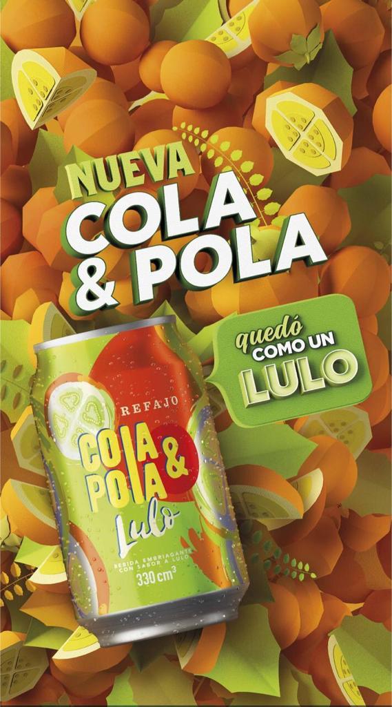 Con 27 años de trayectoria en el mercado, Cola & Pola presenta su más reciente innovación