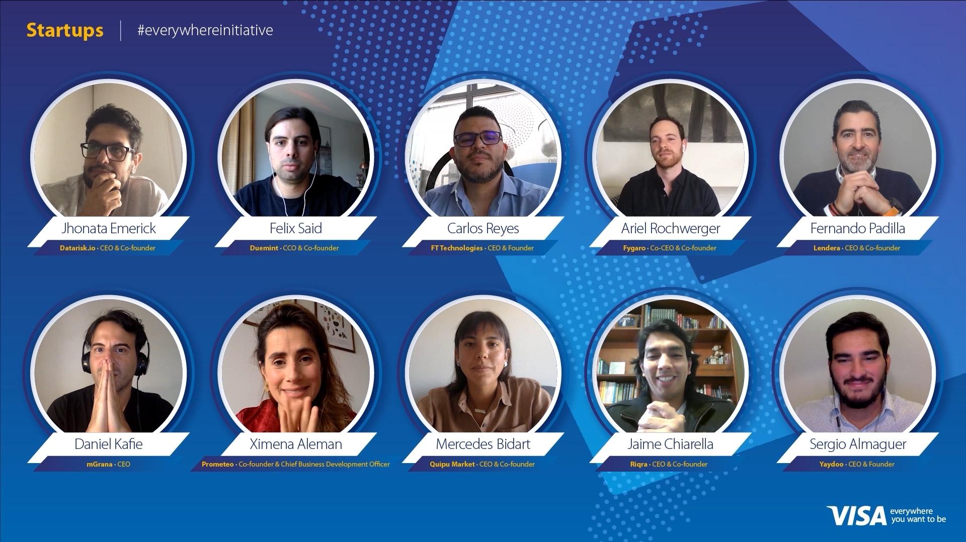 La startup Fygaro de Panamá se convierte en la ganadora de Visa Everywhere Initiative en América Latina y el Caribe