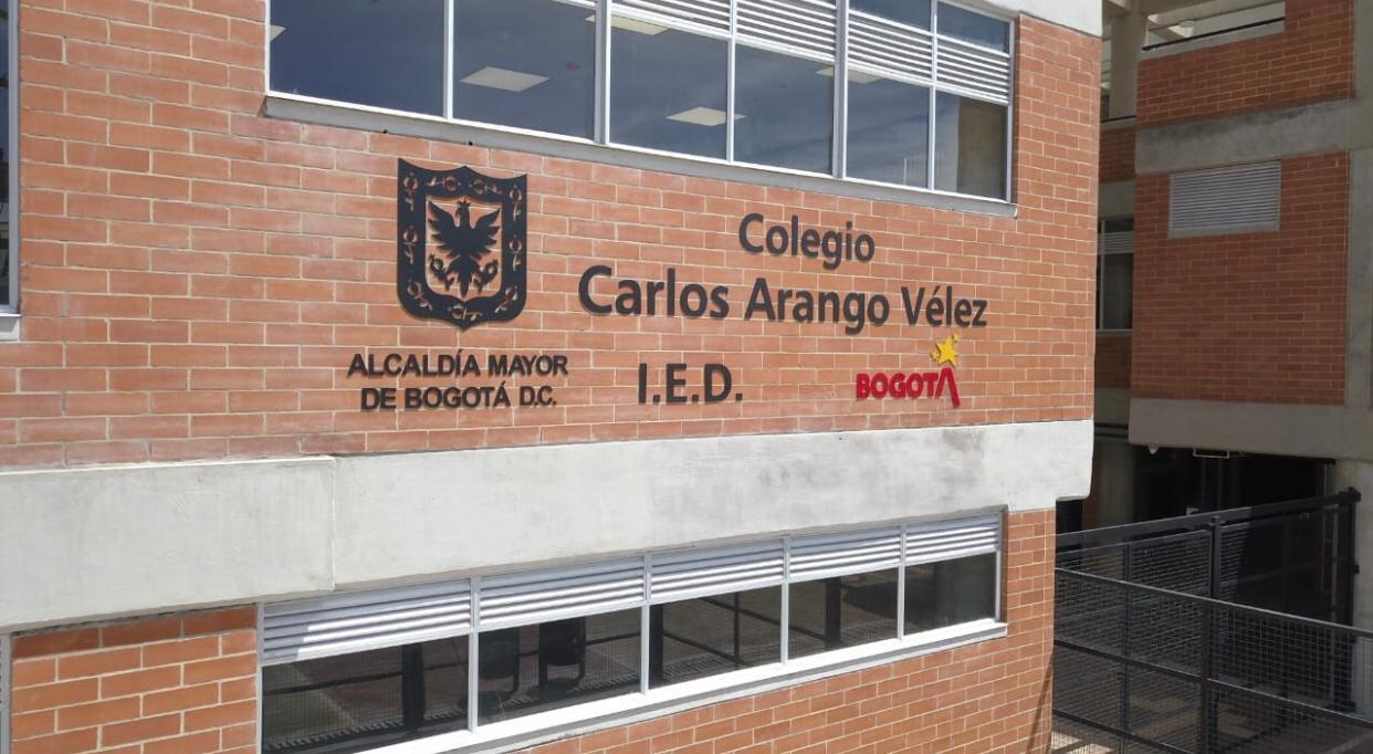 El nuevo colegio Carlos Arango Vélez beneficiará a 1.900 estudiantes de la localidad de Kennedy
