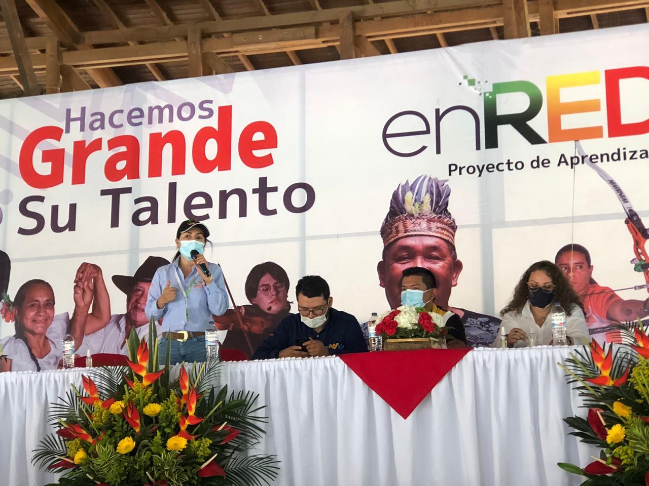 Gobierno departamental rindió cuentas a la Mesa Municipal de Participación Efectiva de Víctimas, en Puerto Gaitán