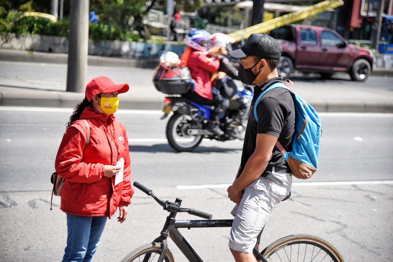 En cuarentena especial las UPZ Boyacá Real y Garcés Navas