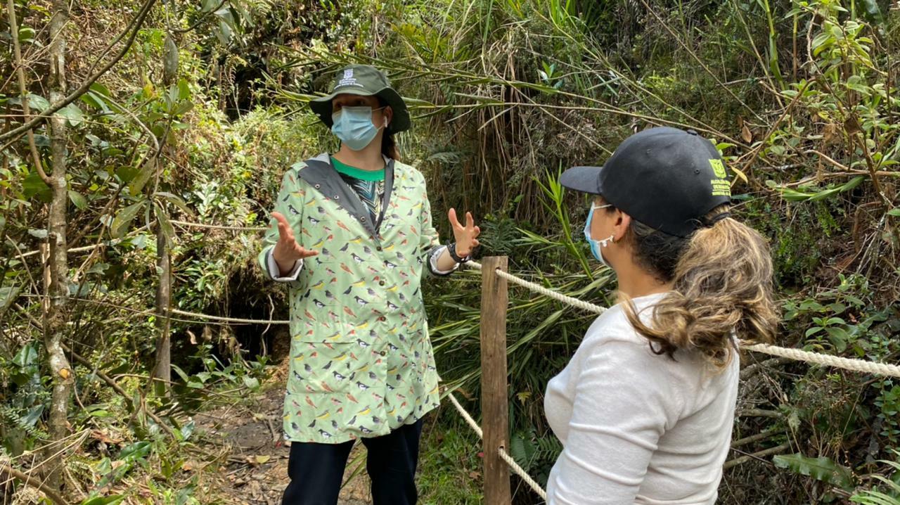Distrito asegura que no hay endurecimiento en el sendero Guadalupe – Aguanoso