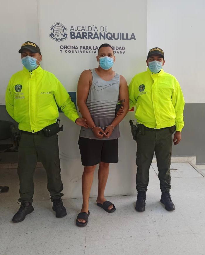 A PRISIÓN PRESUNTO RESPONSABLE DEL HOMICIDIO DE UN PROFESOR EN BARRANQUILLA