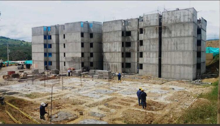 La construcción de edificaciones empleó a más de un millón de colombianos en marzo de 2021