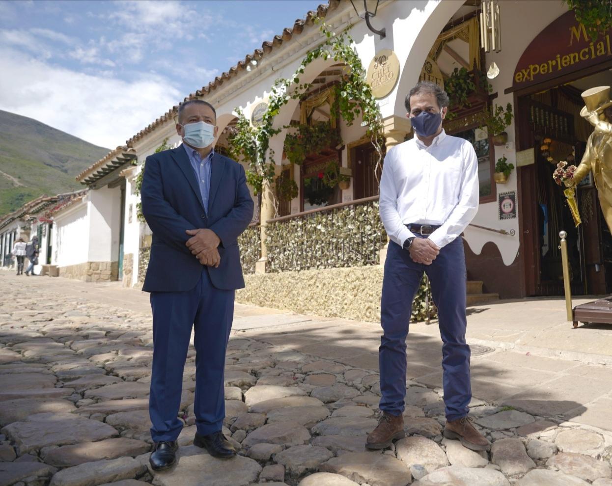 MOVISTAR LLEVA LA FIBRA ÓPTICA A VILLA DE LEYVA