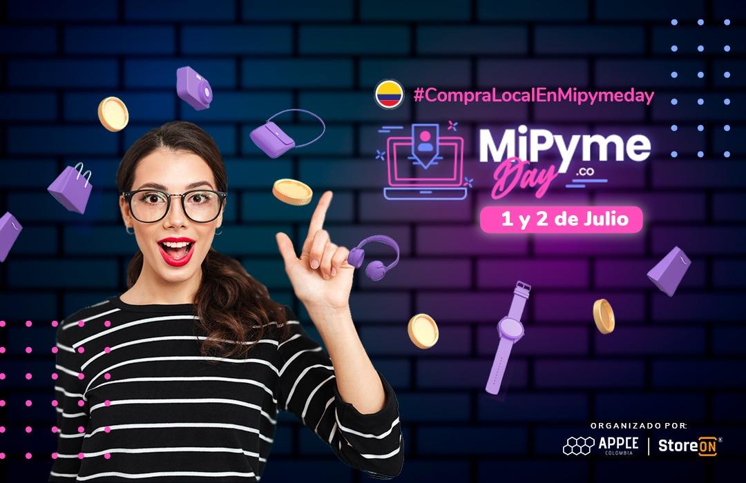 MiPymeDay, el cyber evento que recolectará 1 millón de dólares para beneficiar a las pequeñas empresas colombianas