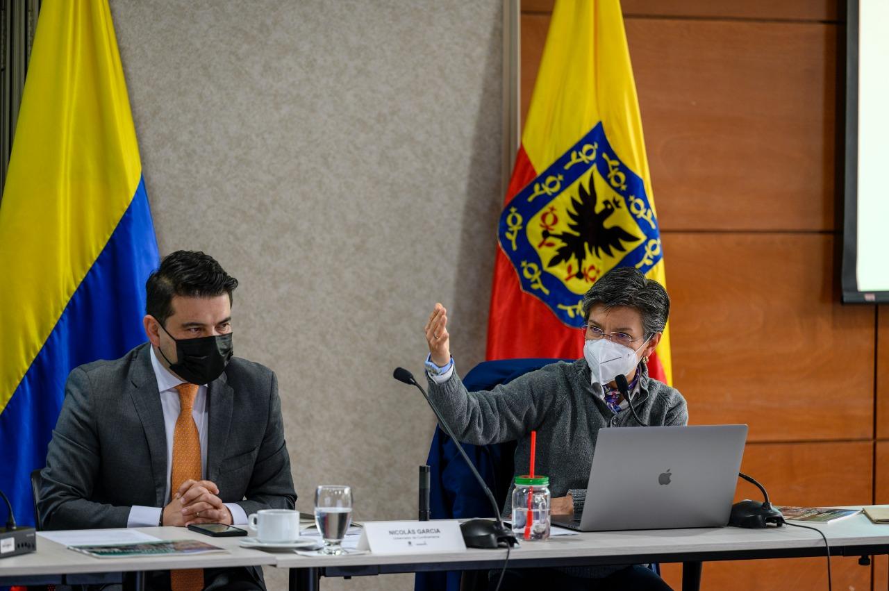 Este 20 de julio será radicado el proyecto de ley mediante el cual se creará la Región Metropolitana Bogotá – Cundinamarca