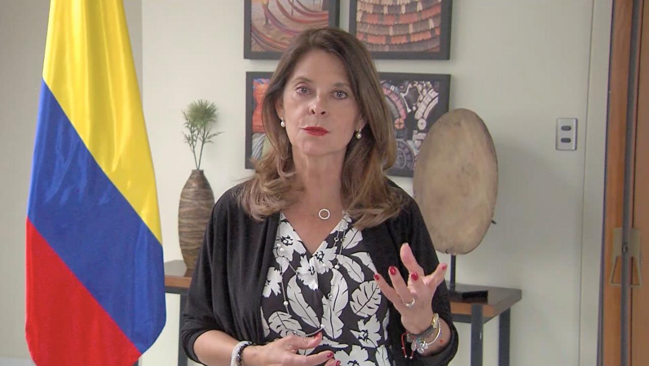 La Vicepresidente y Canciller reitera el compromiso de Colombia con la política de bioeconomía que busca generar más de 2,5 millones de empleos