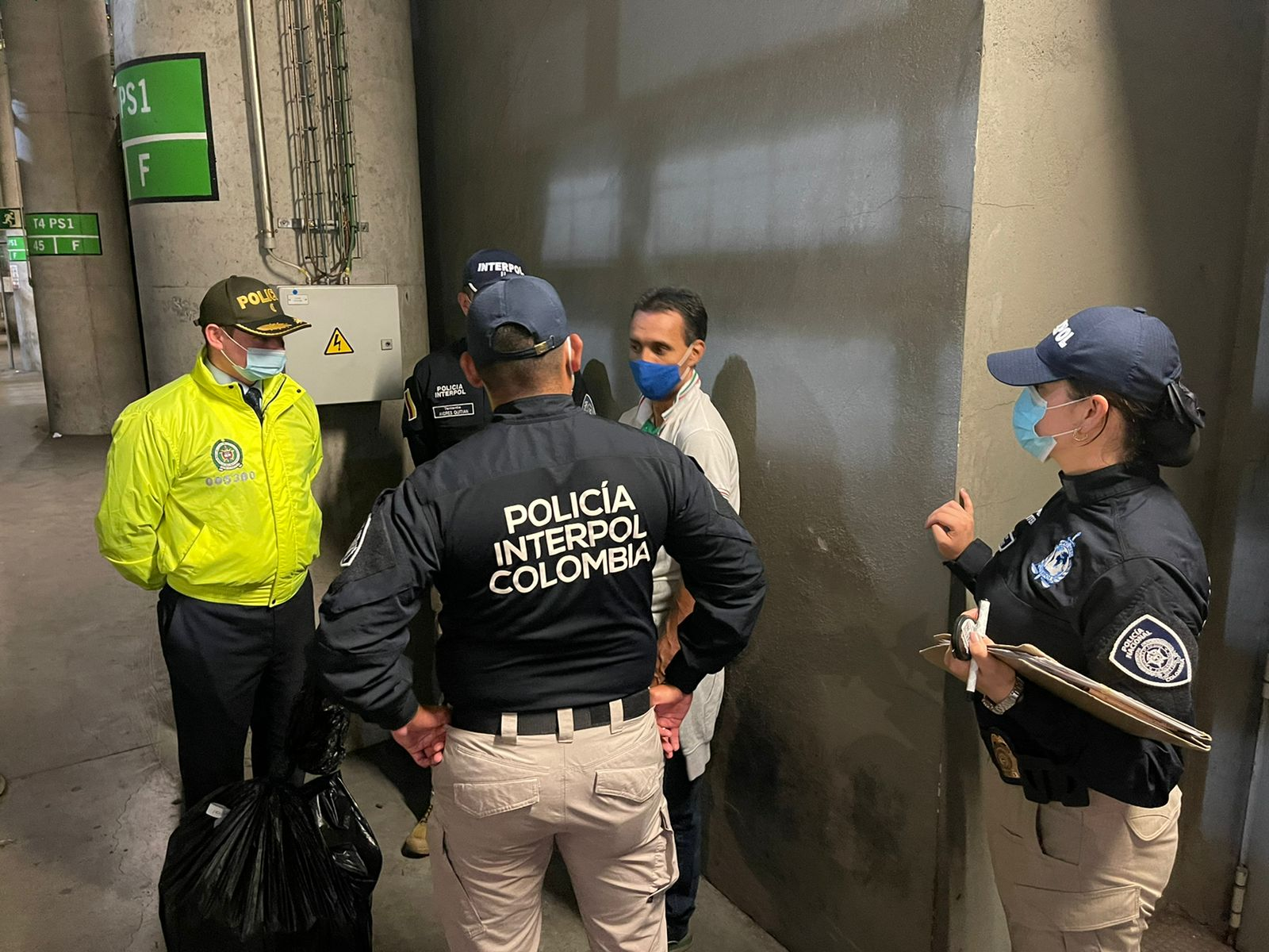 Extraditado a Colombia alias 'EL Zarco'