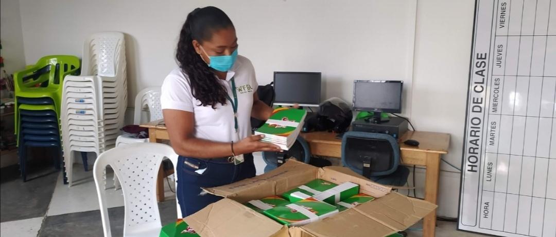Pony Malta renueva salones de clase para la comunidad rural de Antioquia