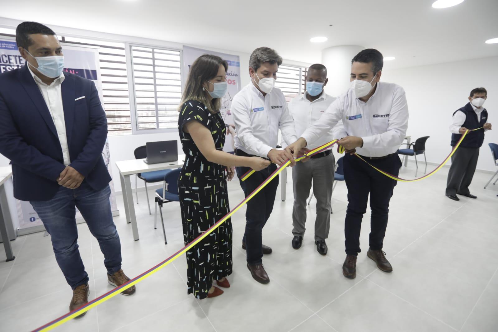 Popayán estrena Centro de Experiencia Presencial de ICETEX