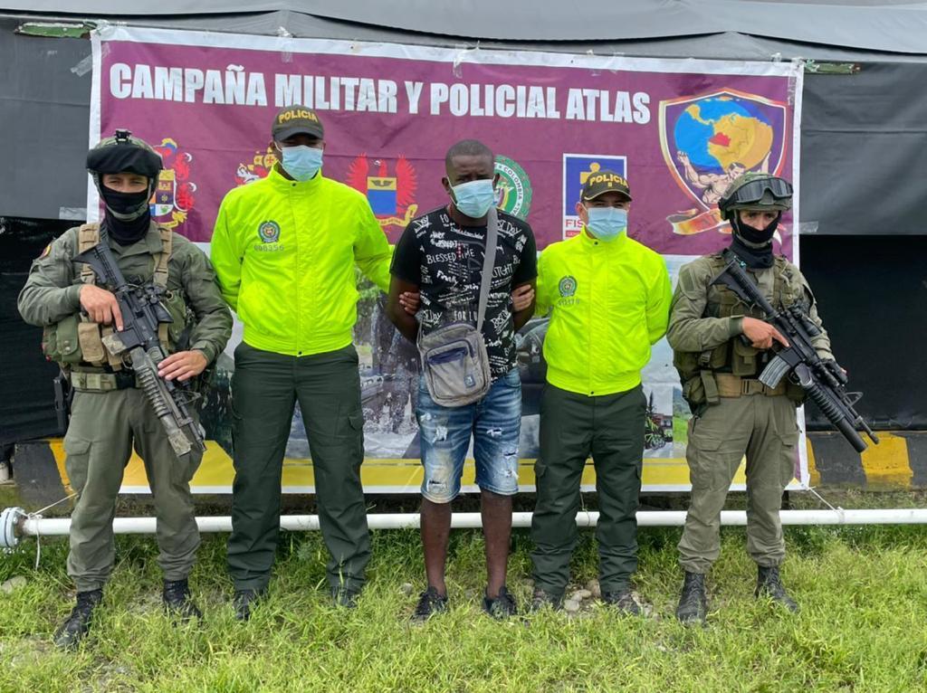 Capturados dos señalados integrantes de disidencias de las extintas Farc vinculados al homicidio de líderes sociales