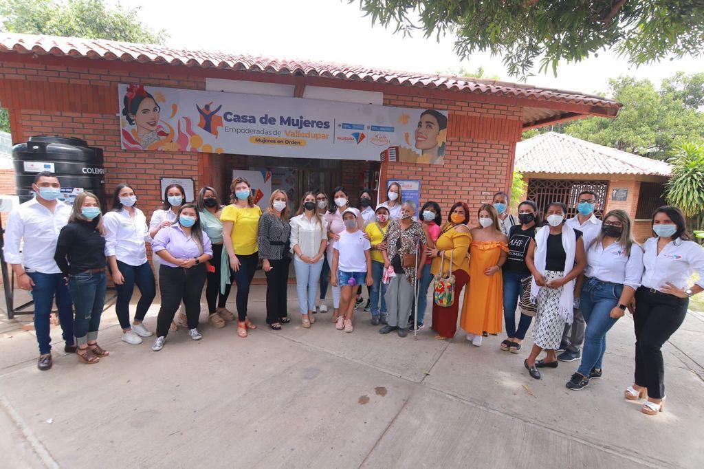 Valledupar estrena Casa de Mujeres Empoderadas