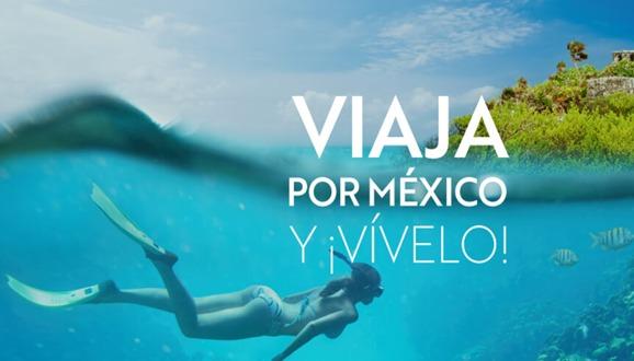 VIAJA por México y Vívelo, para descubrir todas las maravillas de este país