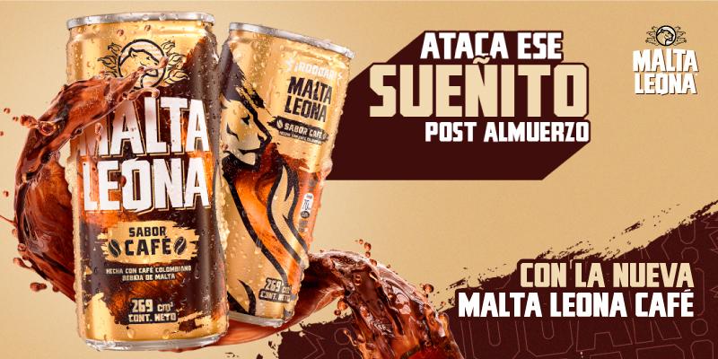 Malta Leona Café, la innovación que robustece el portafolio de maltas de Bavaria