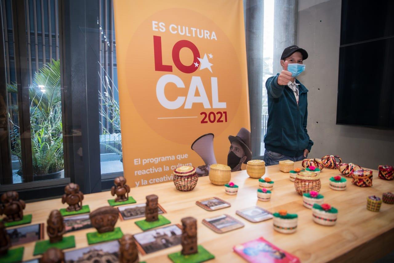 ¿Ya te inscribiste? Hoy y mañana cierran las últimas convocatorias de Es Cultura Local 2021 Hasta hoy, 12 de octubre, están abiertas las inscripciones en el programa