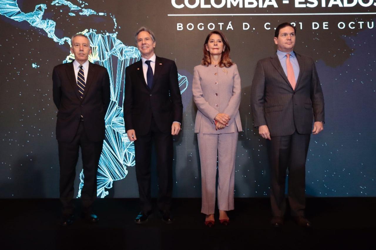Declaración de principios para una relación de cooperación y amistad a largo plazo entre la República de Colombia y los Estados Unidos de América