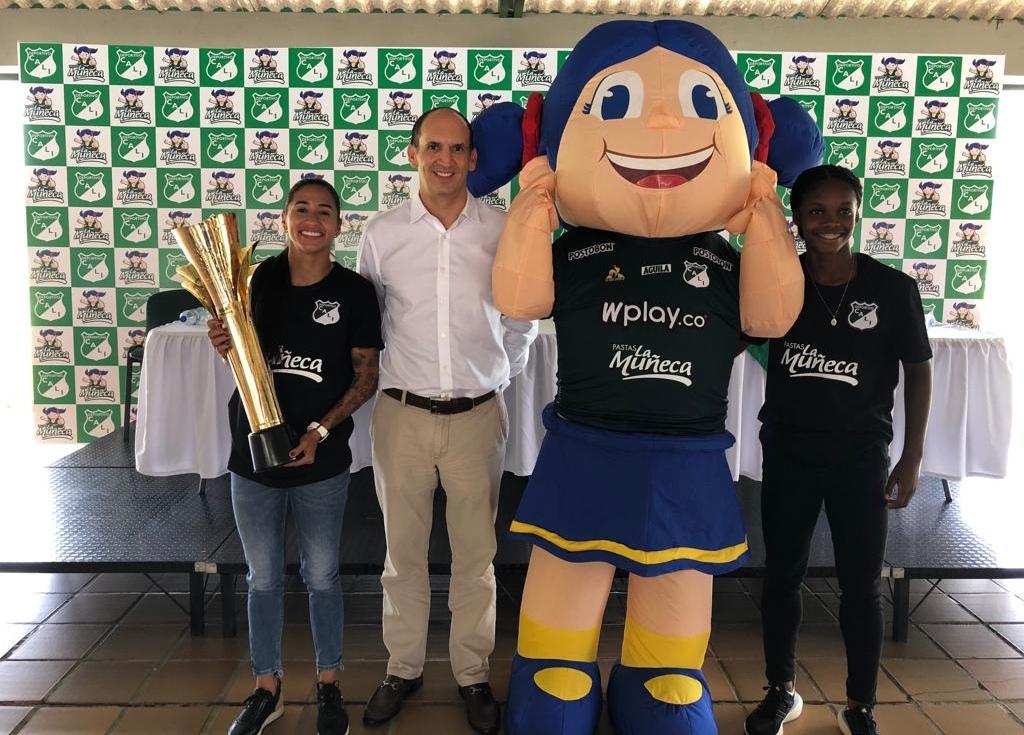 Pastas La Muñeca y Deportivo Cali Una nueva alianza llena de energía
