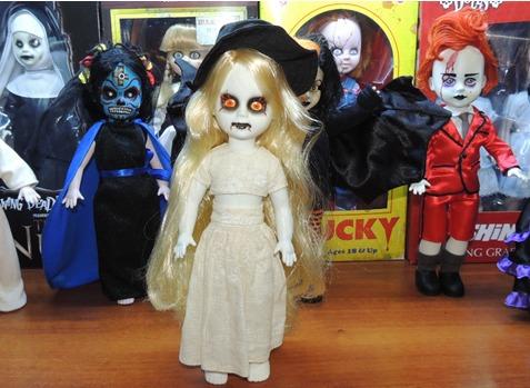"""GALERAS, la muñeca inspirada en el volcán activo en Nariño, será presentada en Colombia por primera vez en SOFA: """"The Exhibition""""."""